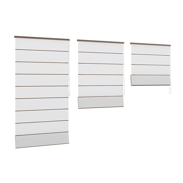 Flat White Blinds - 3DOcean Item for Sale