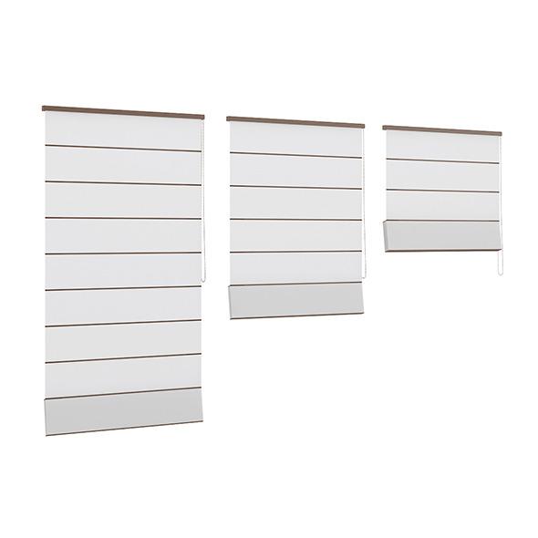 3DOcean Flat White Blinds 7839096