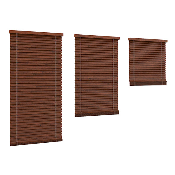 Wooden Shutters 1 - 3DOcean Item for Sale