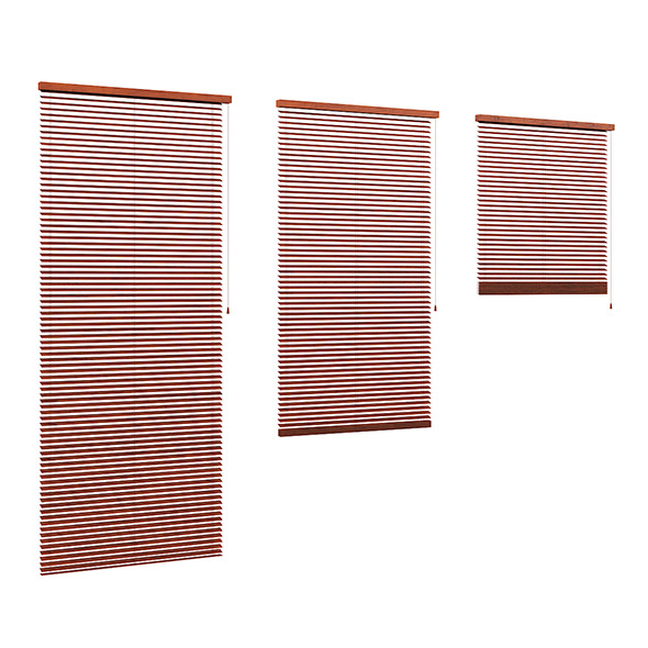 Wooden Shutters 2 - 3DOcean Item for Sale