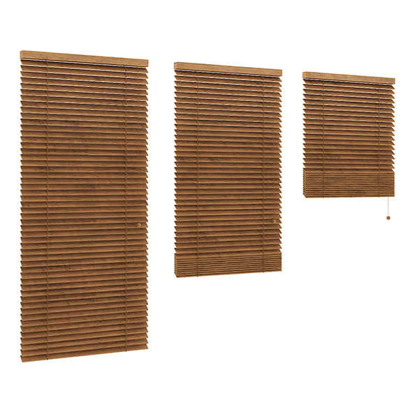 Wooden Shutters 3 - 3DOcean Item for Sale