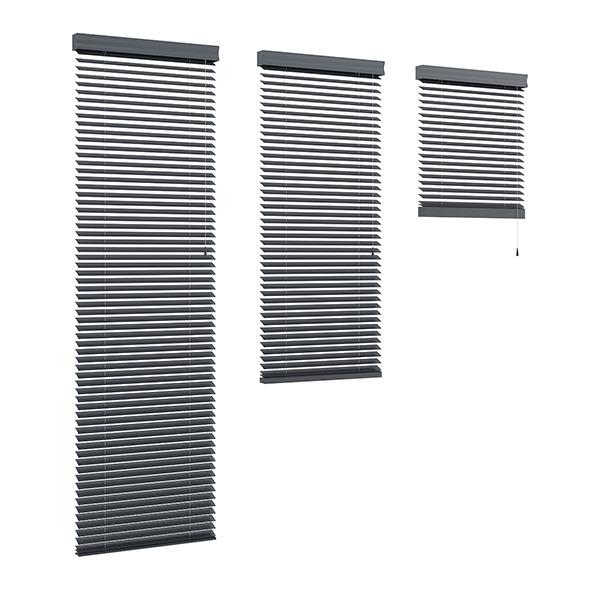 Dark Grey Shutters - 3DOcean Item for Sale