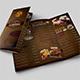 Cafe Menu Pack 01 - GraphicRiver Item for Sale