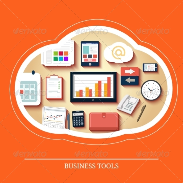 GraphicRiver Business Tools 7840201