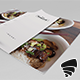 Elegant Restaurant Menu 06 - GraphicRiver Item for Sale