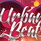 Urban Beats Flyer Template - GraphicRiver Item for Sale