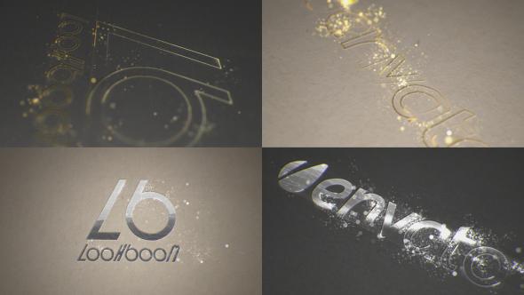 AE模板:高档大气 公司标识logo展示 时尚网站宣传介绍 粒子片头模板 免费下载