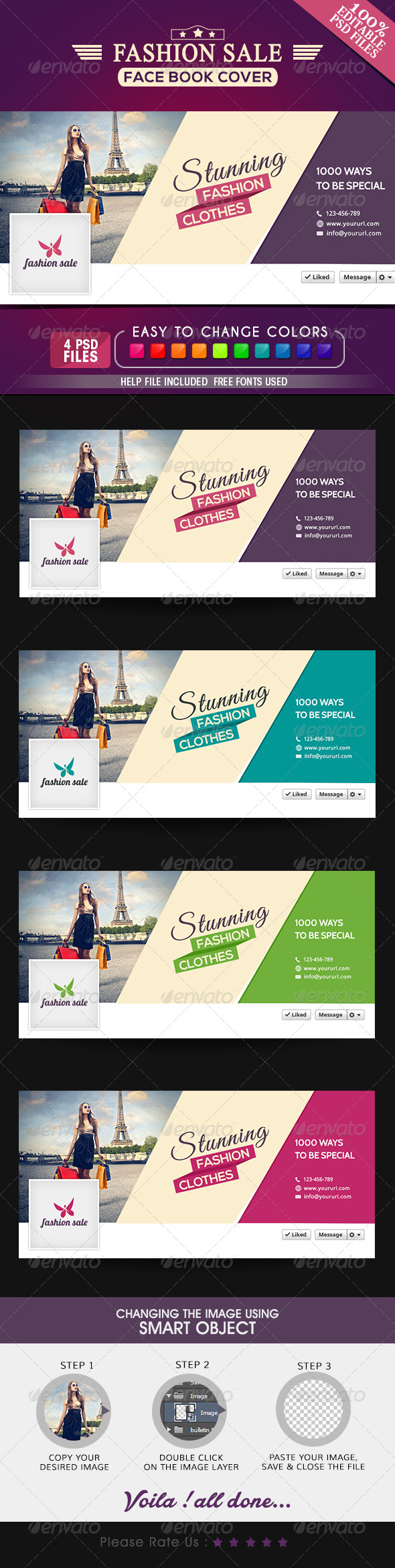 Facebook cover fashion graphics designs templates cheaphphosting Choice Image