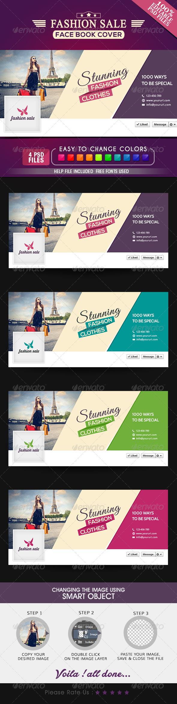 Facebook cover fashion graphics designs templates flashek Choice Image