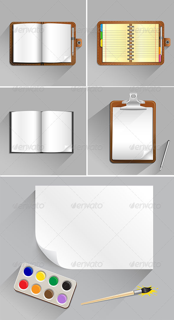 GraphicRiver Industry Objects 7841802