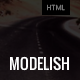 Modelish - HTML5 Site Template - ThemeForest Item for Sale