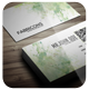 Watercolor Corporate Business Card  - GraphicRiver Item for Sale