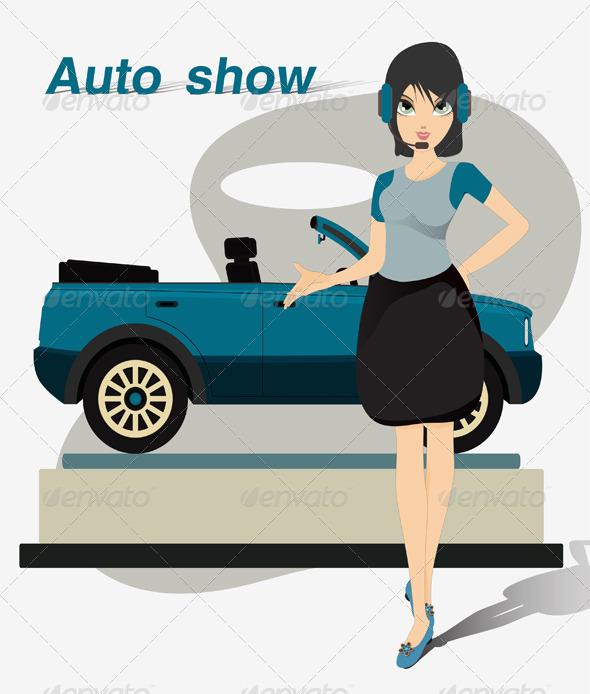 GraphicRiver Motor Show 7842327