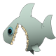 Cartoon Shark - GraphicRiver Item for Sale