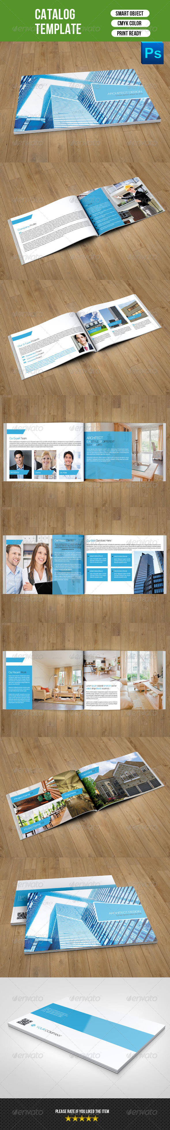 GraphicRiver Architecture Catalog-V04 7842652