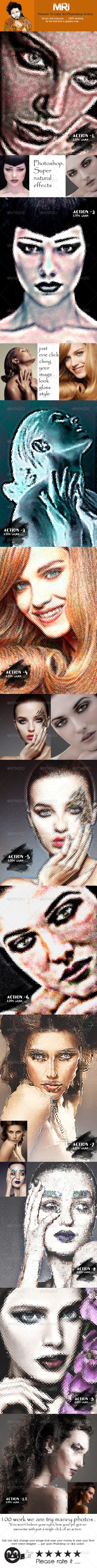 GraphicRiver 10 Glass Art Action 7842661