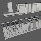 Complete Kitchen 1 - 3DOcean Item for Sale
