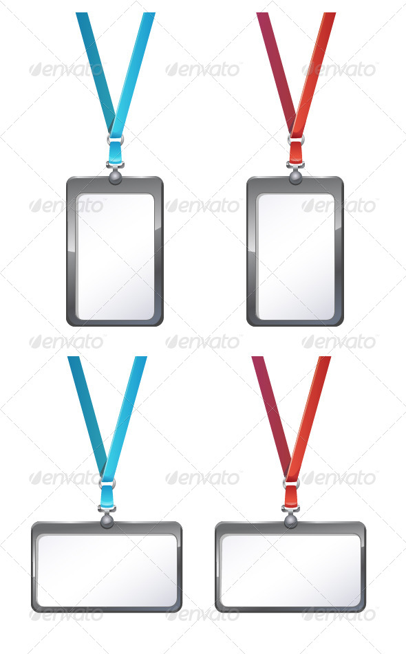 GraphicRiver Blank Badges 7842775