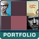 Exo Portfolio Template - GraphicRiver Item for Sale