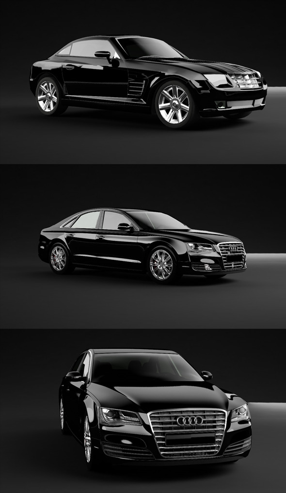 3DOcean VRay Render Studio for Cars 7843943