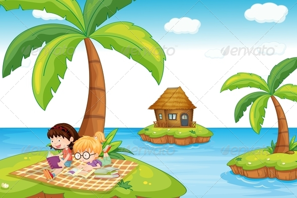 Three Islands