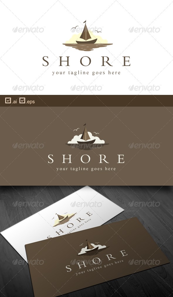 GraphicRiver shore 7823406