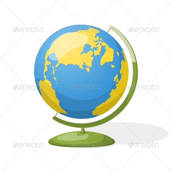 GraphicRiver Globe 7846748