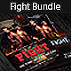 Bundle Fight Flyer - GraphicRiver Item for Sale