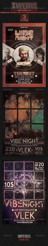 GraphicRiver Vibe Bundle V6 7847365