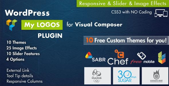 CodeCanyon Logos Showcase for Visual Composer WordPress 7847436