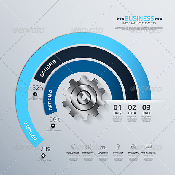 GraphicRiver This is the Business Infographic Template 7779548
