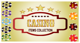 Casino Items Collection
