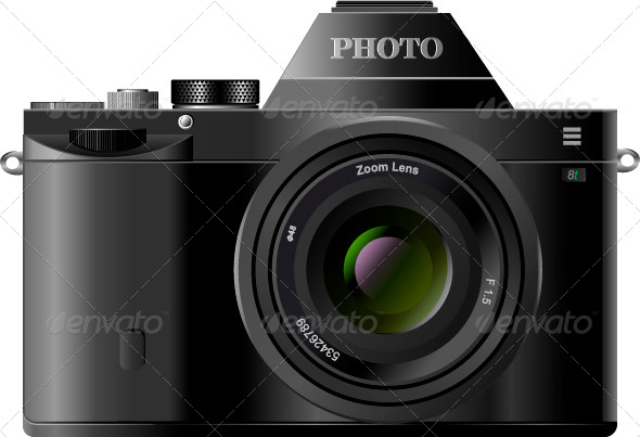 GraphicRiver Photocamera 7849030