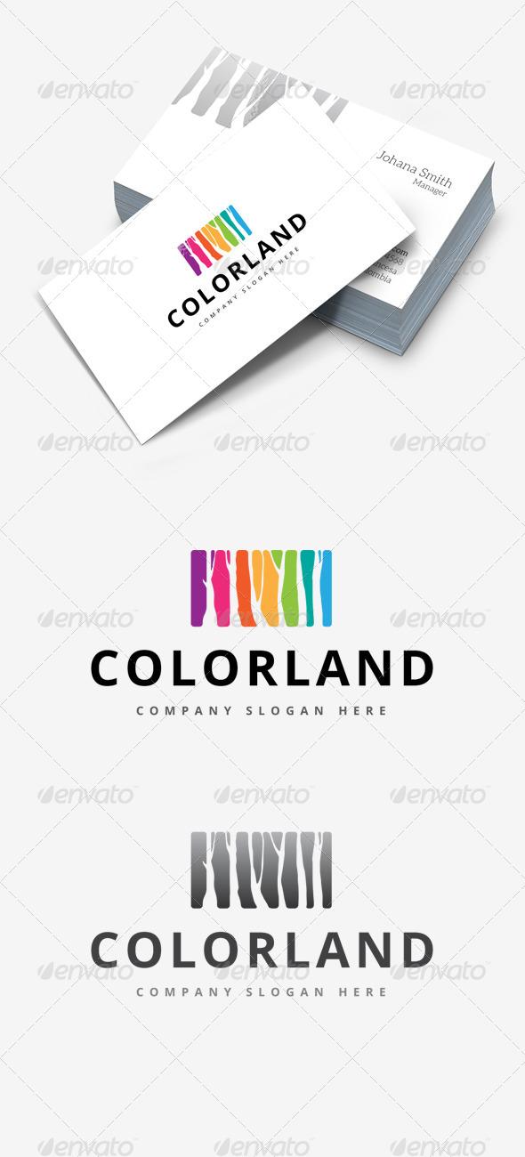 GraphicRiver colorland Logo 7849122