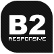 B2 - Premium Multi-Purpose WP Theme - ThemeForest Item for Sale