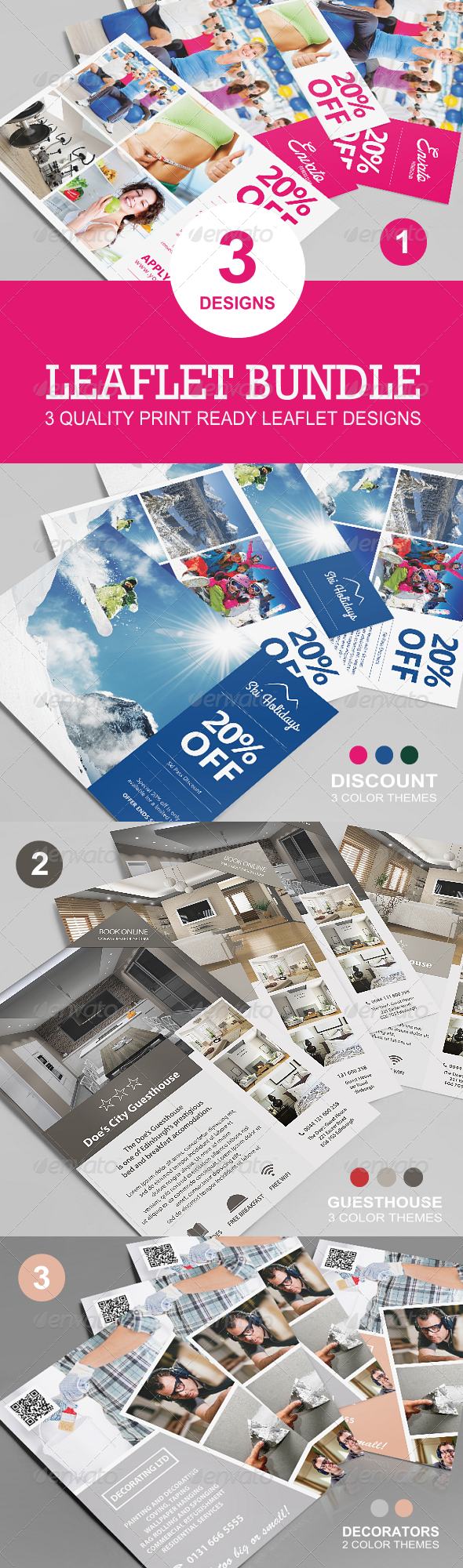 Leaflet Bundle