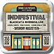 Indie Festival Flyer Template Vol.2 - GraphicRiver Item for Sale