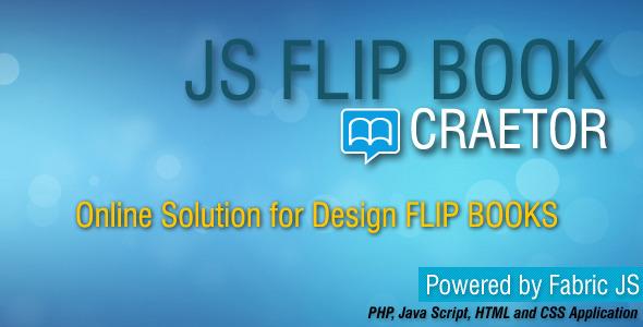 CodeCanyon JS Flip Book Creator 7849479
