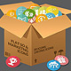 Flat SEO & Marketing Icons Bundle Pack - GraphicRiver Item for Sale