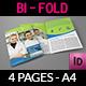 Pharmacy Brochure Bi-Fold Template - GraphicRiver Item for Sale