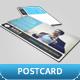 Corporate Postcard Template Vol 1 - GraphicRiver Item for Sale