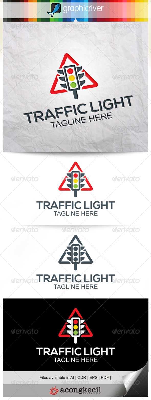 GraphicRiver Traffic Light 7851254