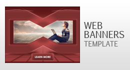 Web Sliders and Banner Ads