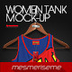 Women Tank 5 Scenes Mock-up - GraphicRiver Item for Sale