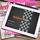 New Way Portfolio Brochure Tablet Version - GraphicRiver Item for Sale
