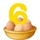Six Eggs - GraphicRiver Item for Sale