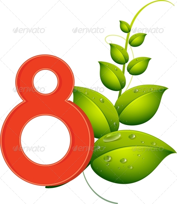 GraphicRiver Eight Leaves 7853462