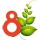 Eight Leaves