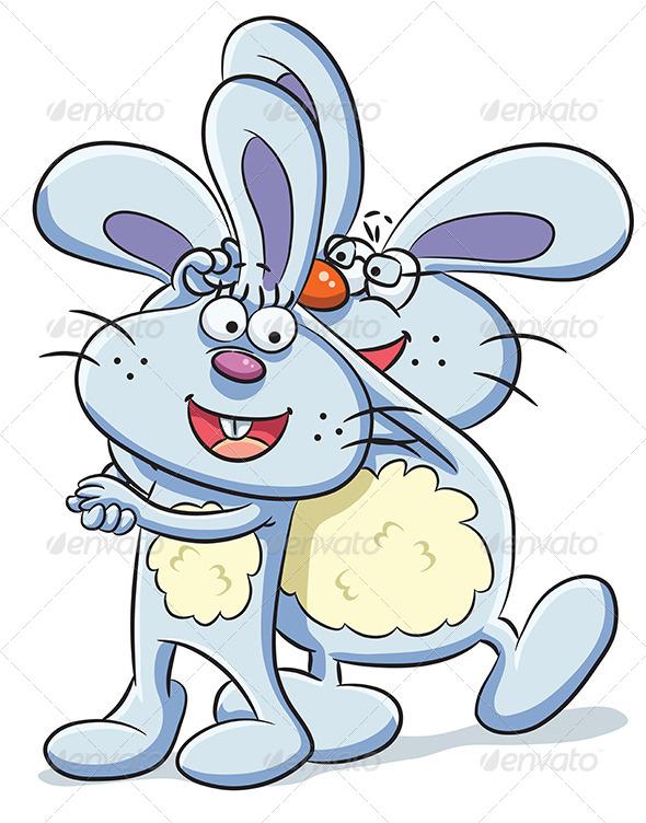 Bunny Dancing