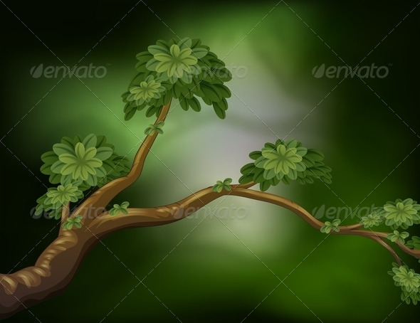 GraphicRiver Tree Branch 7853591